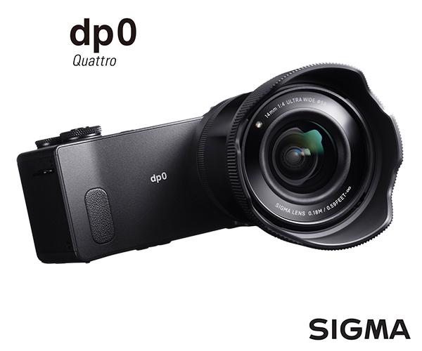 シグマUK が「dp0 Quattro」を£899.99で6月末に発売と発表。