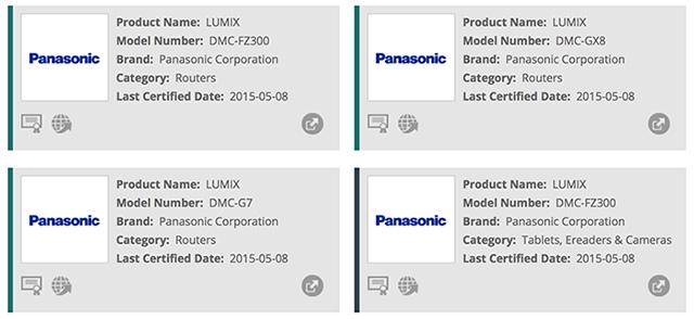 パナソニック新型機の噂まとめ。「DMC-G7」&「DMC-GX8」&「DM-CFZ300」