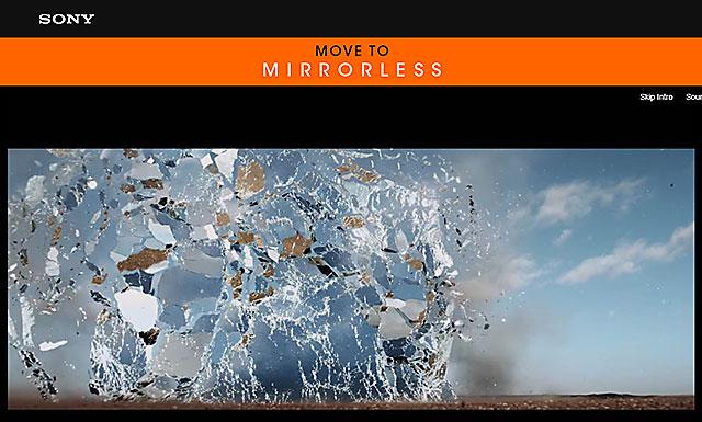 MOVE TO MIRRORLESS