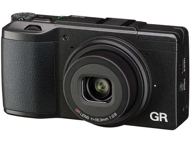 リコー「GR II」