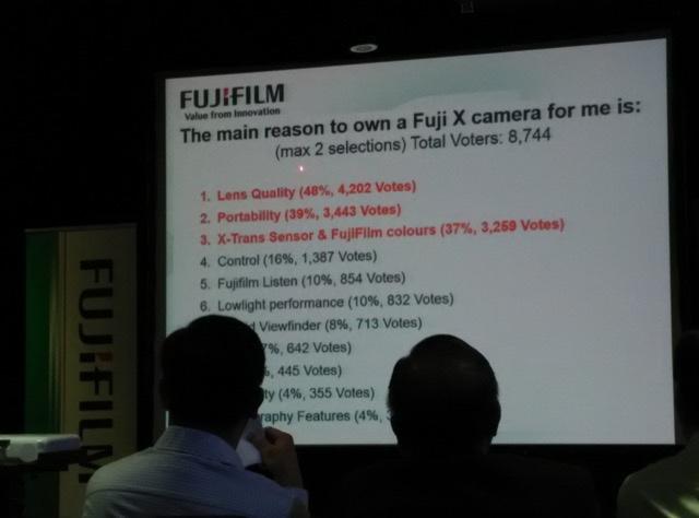 X-E2の新ファームを富士フイルムが認めた模様。リリースは10~11月。