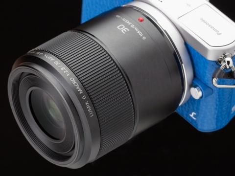 パナソニック LUMIX G MACRO 30mm/F2.8 ASPH./MEGA O.I.S. レビュー
