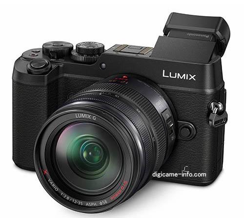 パナソニック LUMIX DMC-GX8
