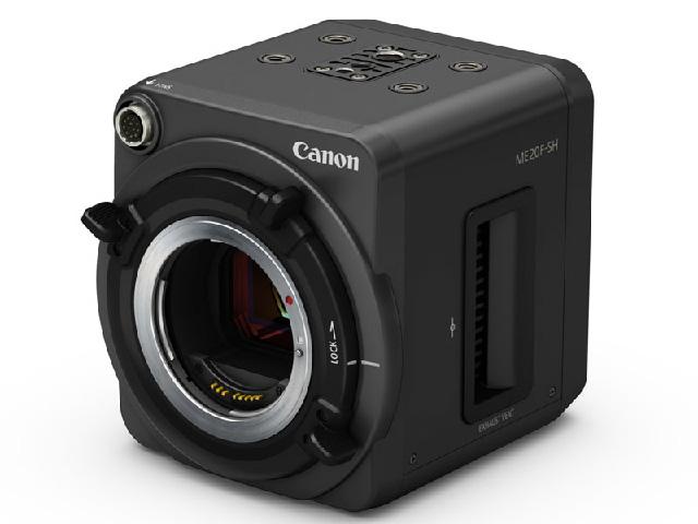 キヤノン初の超高感度カメラ「ME20F-SH」