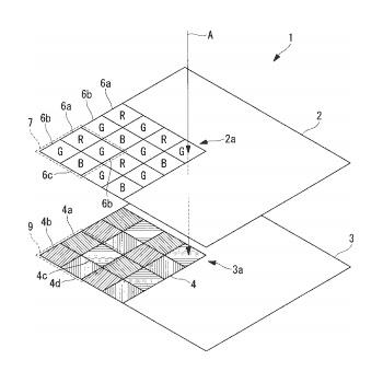 オリンパス PLフィルター内蔵の2層イメージセンサーを開発中!?