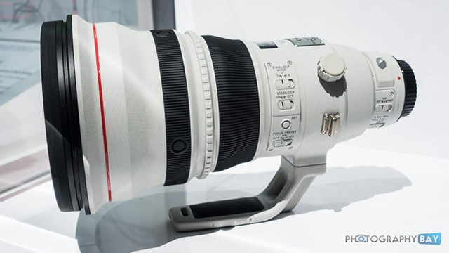 EF600mm F4L IS DO BR USM