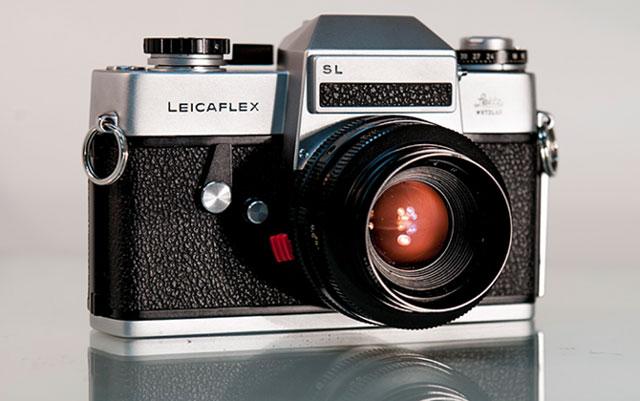 ライカ初のフルサイズミラーレスは「Leica SL」