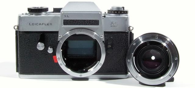 ライカの新型フルサイズミラーレスシステム「Leica SL」