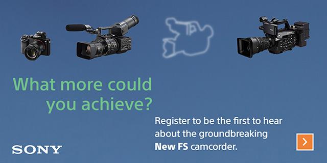 ソニーがα7Sにセンサーで内部4K記録可能なカムコーダーを発表する!?