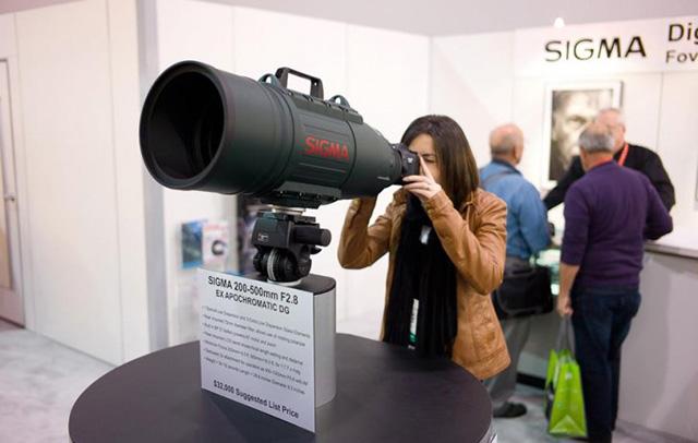シグマが2016年に「SIGMA 85mm F1.4 | Art」「SIGMA 24-70mm F2.8 OS | Art」「SIGMA 70-200mm F2.8 OS | Sport」を発表する!?