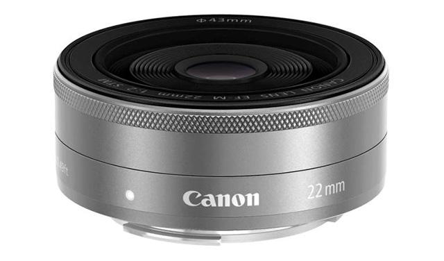 キヤノンがEOS M用レンズ「EF-M35mm F1.8 STM」を発表!?