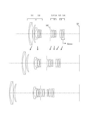 キヤノンが動画向けレンズ「EF28-200mm F3.5-5.6」を開発中!?