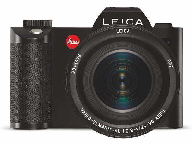 ライカ フルサイズミラーレス「ライカSL」(Typ601)
