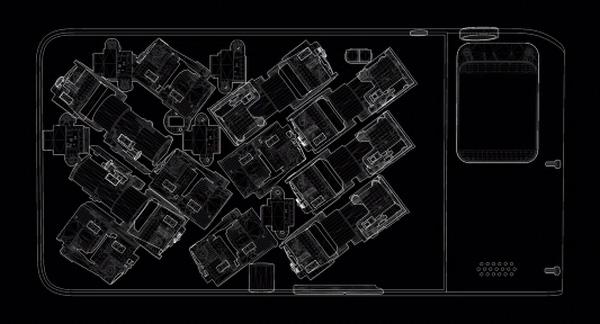 16個のレンズを搭載し、一眼並みの高画質を実現したコンデジ「Light L16 Camera」