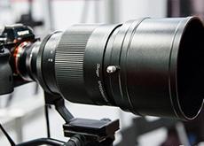 中一光学「Speedmaster 135mm F1.4」