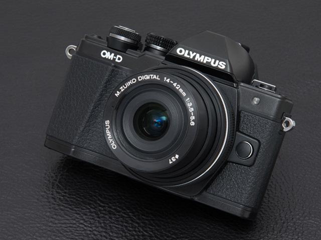 オリンパス OM-D E-M10 Mark II レビュー