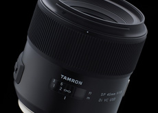 TAMRON SP45mm F1.8 Di VC USD レビュー