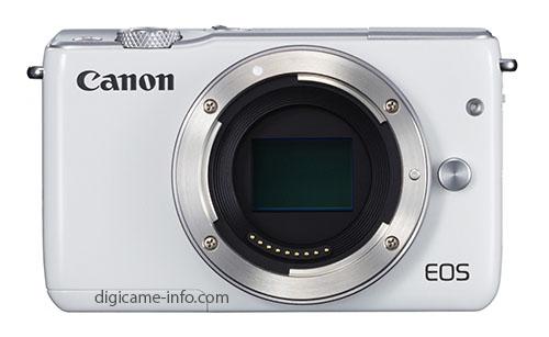 キヤノン「EOS M10」は自撮り可能なチルト式背面液晶とNFCを搭載している模様。