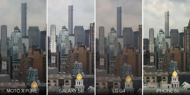 iPhone 6sカメラレビュー。iPhone 6、Galaxy S6、LG G4、モトローラMoto Xとのカメラ比較。