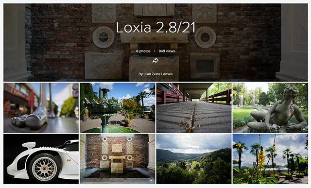 ツァイス「Loxia 2.8/21」