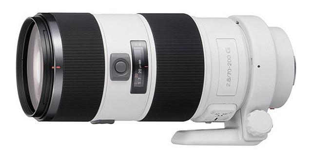 ソニー FE70-200mm F2.8