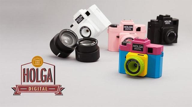 トイカメラ「HOLGA」のデジカメ版「HOLGA DIGITAL」