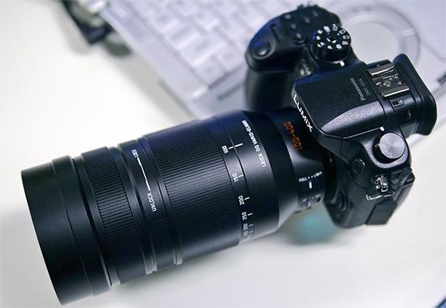 パナソニック「LEICA DG VARIO-ELMAR 100-400mm F4-6.3」