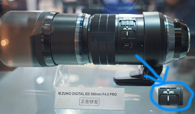 オリンパス「M.ZUIKO DIGITAL ED 300mm F4.0 IS PRO」