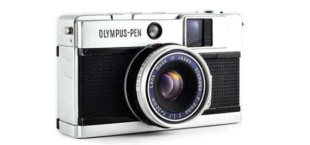 オリンパスがファインダー内蔵の新型PENを発表!?PEN EEDなハーフサイズカメラになる!?