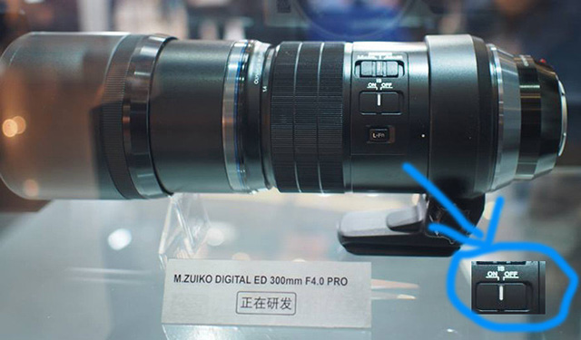 オリンパス「M.ZUIKO DIGITAL ED 300mm F4.0 IS PRO」
