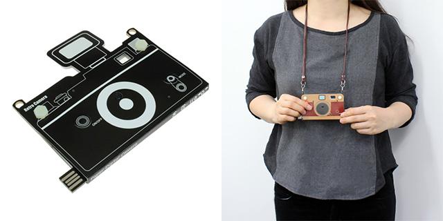 紙みたいなデジタルカメラ