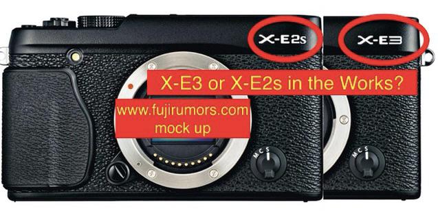 富士フイルムがX-E2の後継機を発表する!?X-E2s!?X-E3!?