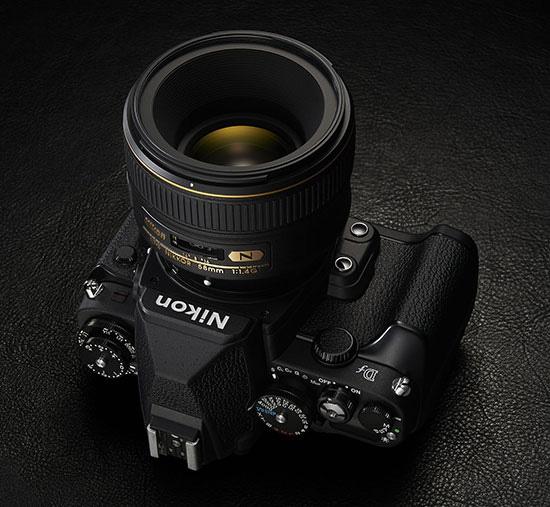 ニコンが、Df的な創立100周年カメラを開発中!?