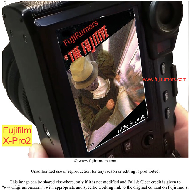 富士フイルム X-Pro2