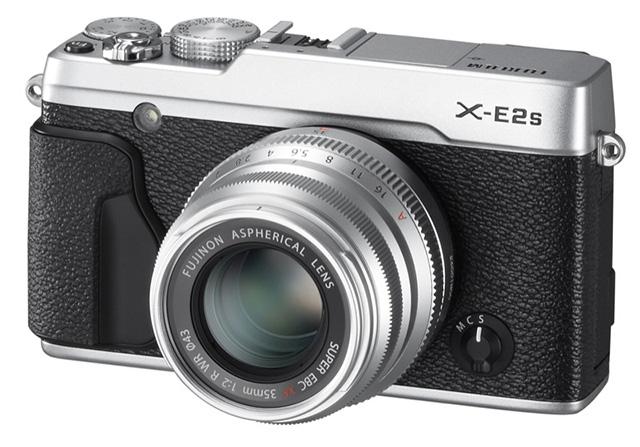 富士フイルム「X-E2S」