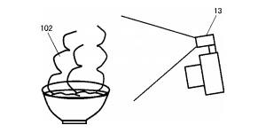 ニコンが湯気や冷気を強調して撮影するカメラを開発中!?
