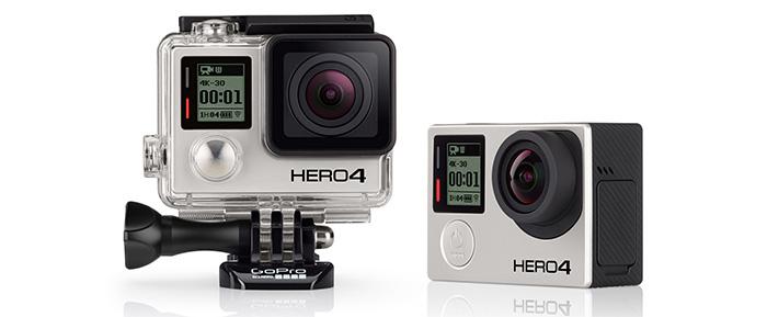 オリンパスのGoProのアクセサリーと互換性のあるアクションカメラ