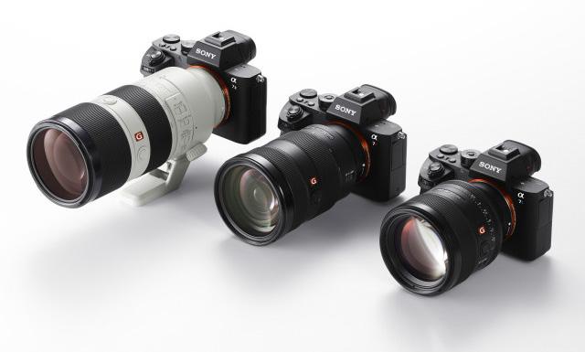 ソニーがフルサイズEマウント用大三元レンズ「FE 24-70mm F2.8 GM」「FE 70-200mm F2.8 GM OSS」を発表。大口径中望遠「FE 85mm F1.4 GM」、2倍&1.4倍テレコンも。