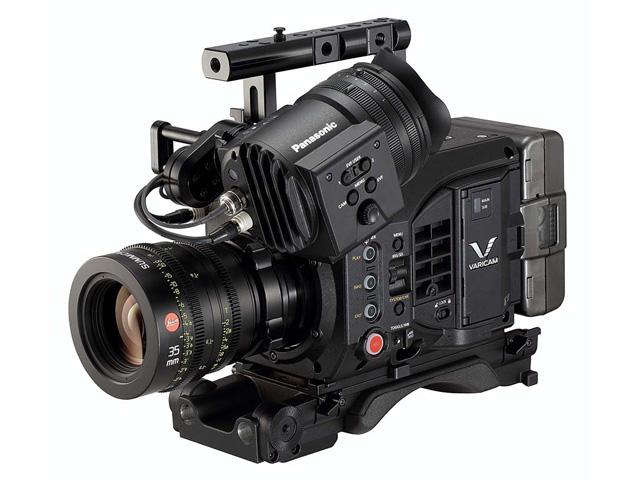 パナソニックが4Kカメラに、EFマウントを採用!「VARICAM LT」