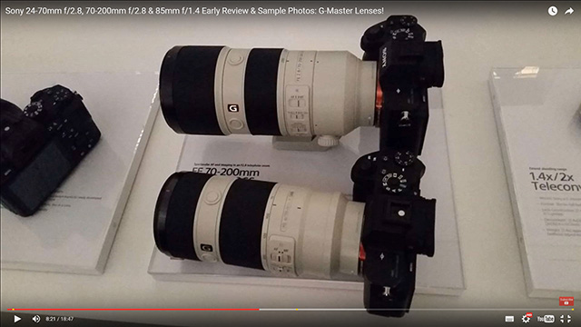 FE 70-200mm F4 G OSS vs FE 70-200mm F2.8 GM OSS