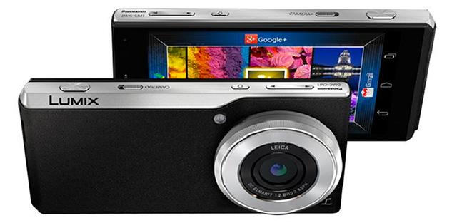 パナソニックがAndroid搭載のカメラを、もうすぐ発表するとコメントした模様。