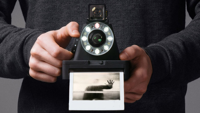Impossibleのインスタントカメラ「I-1」
