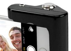 iPhone用シャッター内蔵グリップ「Snappy (スナッピー)」