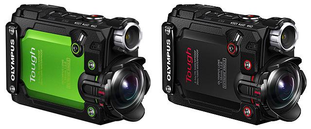 オリンパス フィールドログカメラ「OLYMPUS STYLUS TG-Tracker」