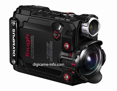 オリンパス アクションカメラ「STYLUS TG-TRACKER」