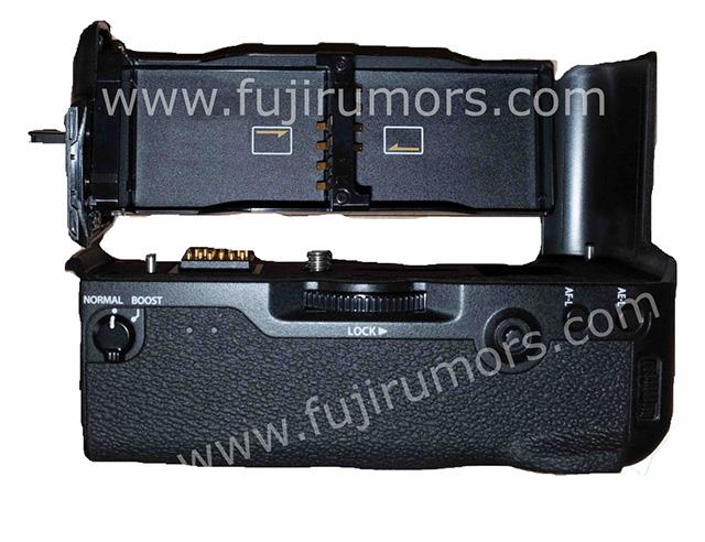 富士フイルムX-T2 縦型グリップ VG-XT2