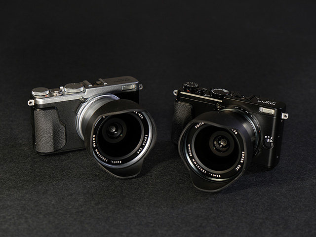 FUJIFILM X70 用ワイドコンバージョンレンズ「WCL-X70」