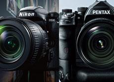 デジカメ販売ランキング。「D500」と「PENTAX K-1」がTOP10入り。