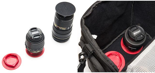 レンズホルダー「LensPacks(レンズパックス) 」