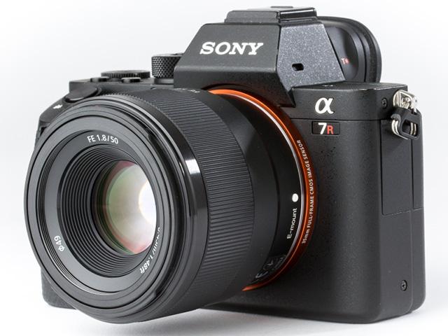ソニー 撒き餌レンズ FE 50mm F1.8 レビュー